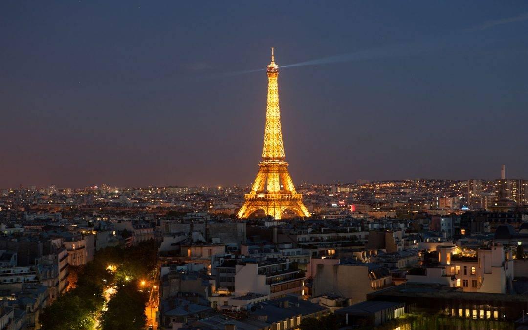Voyage à Paris 5e et 6e le 9 janvier 2020